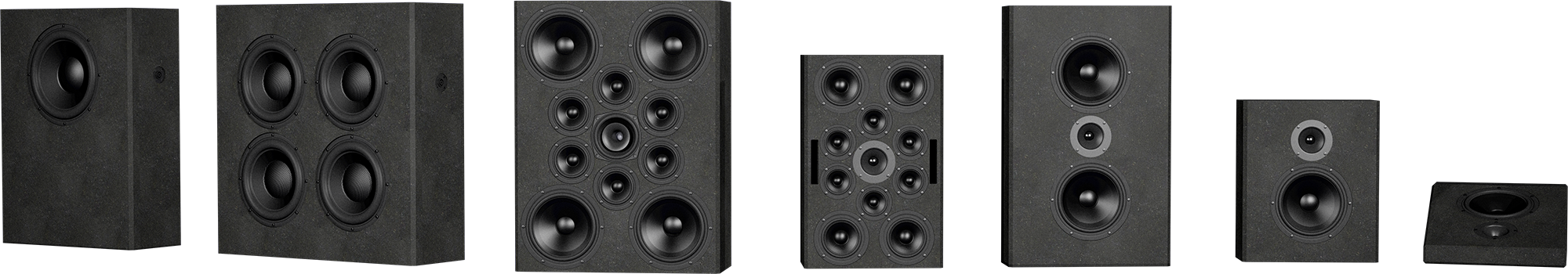 Ultimate Audio Lineup